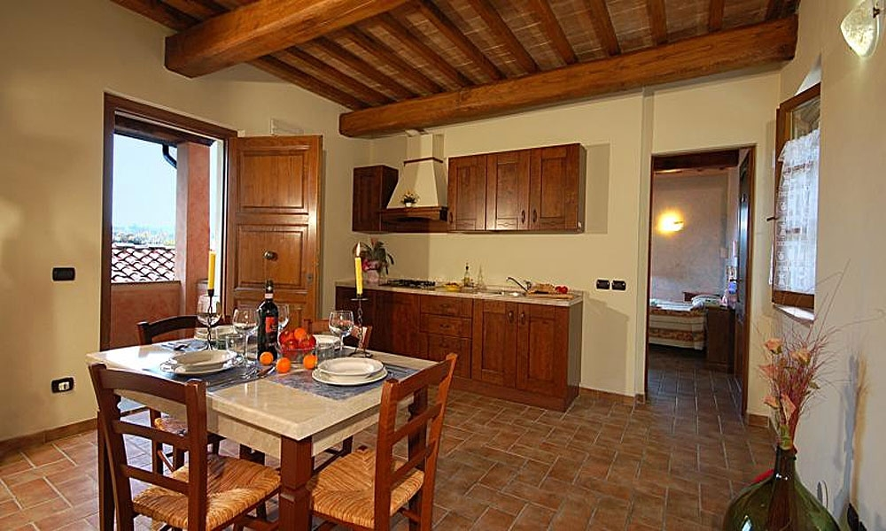 Buy apartment in San Gimignano on the beach cheap